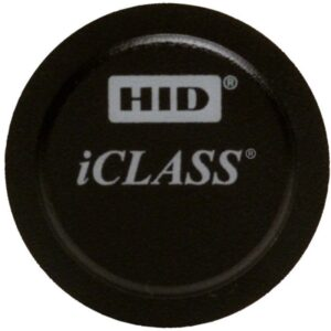 HID ICLASS MICRO TAGS WITH 2K BITS & 2 APP AREAS