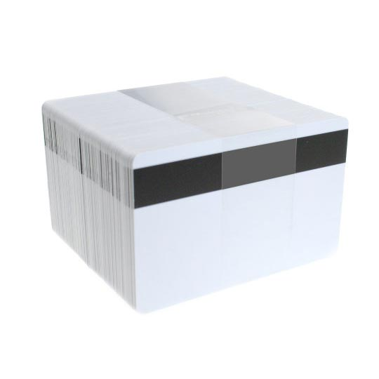 BLANK MIFARE Classic EV1 1K CARDS WITH HI-CO MAGNETIC STRIPE