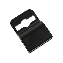 BLACK GRIPPER CLIP FOR 760MICRON CARDS