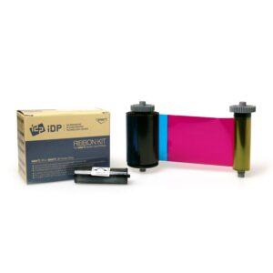 Idp Smart 659366 Ymcko Colour Ribbon